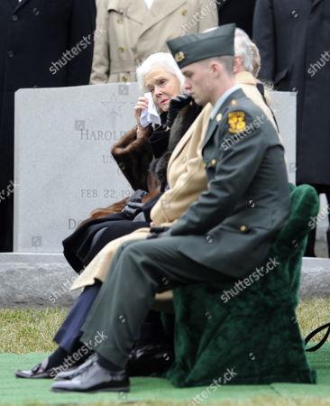 Editorial image of Usa Haig Funeral - Mar 2010