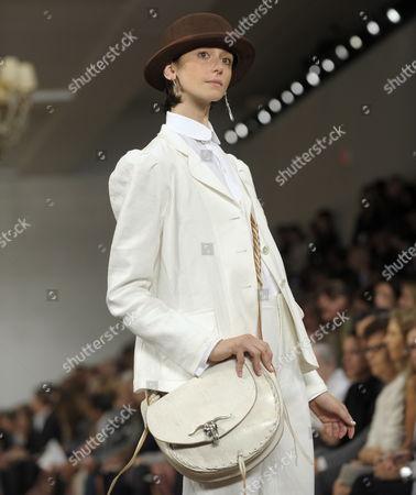 Editorial photo of Usa New York Fashion Week - Sep 2010