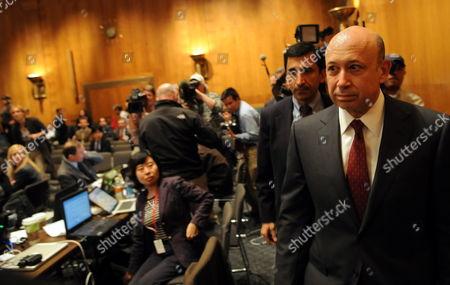Editorial photo of Usa Wallstreet Reform - Apr 2010