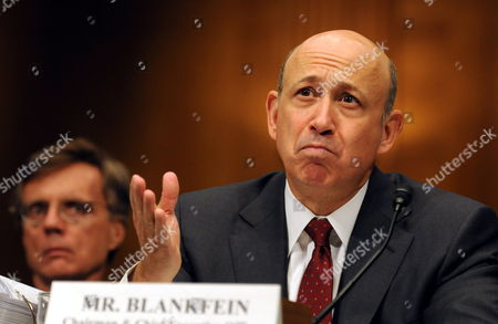 Lloyd C Blankfein Chairman and Chief Executive Officer the Goldman Sachs Group Testifies Before the U S Senate Permanent Subcommittee on Investigations During a Hearing on 'Wall Street and the Financial Crisis: the Role of Investment Banks ' on Capitol Hill in Washington Dc Usa 27 April 2010 the Hearing Focuses on the Role of Investment Banks in the Securitization of Residential Mortgage Related Products United States Washington