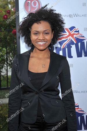American Idol finalist Syesha Mercado