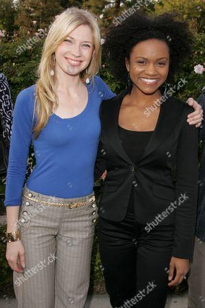 Brooke White and Syesha Mercado