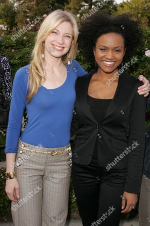 Brooke White and Syesha Mercado