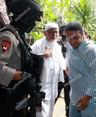 Editorial image of Indonesia Terrorists Suspect Ba'asyir - Dec 2010