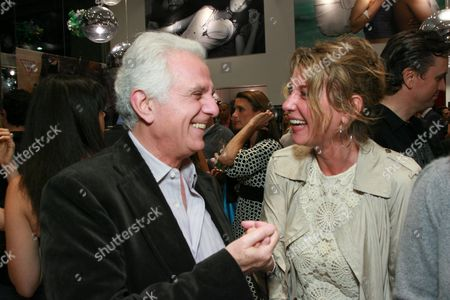 Maurice Marciano and Michele Laroque