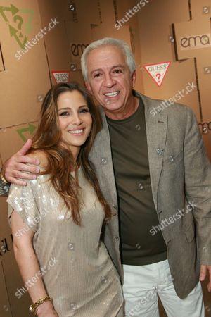 Elsa Pataky and Paul Marciano