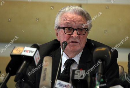 Editorial picture of Libya Unrest Lawyers Media Conference - May 2011