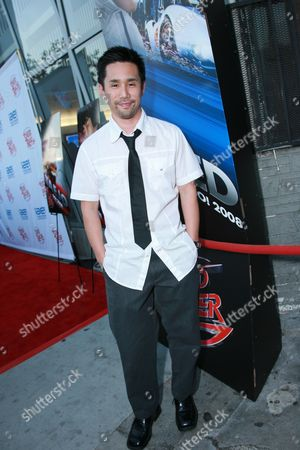 Editorial picture of 'Speed Racer' Special Advance Film Screening at the ImaginAsian Center in Los Angeles, America - 25 Apr 2008