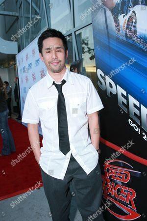 Editorial image of 'Speed Racer' Special Advance Film Screening at the ImaginAsian Center in Los Angeles, America - 25 Apr 2008