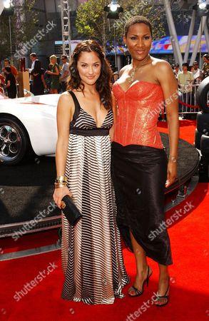 Editorial photo of 'Speed Racer' Film Premiere, Los Angeles, America - 26 Apr 2008