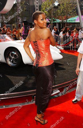 Editorial image of 'Speed Racer' Film Premiere, Los Angeles, America - 26 Apr 2008