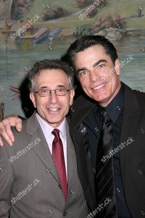 Chip Zien and Peter Gallagher