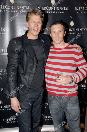 Andrew Castle and Paul Sampson