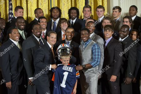 Editorial image of Usa Obama Auburn - Jun 2011
