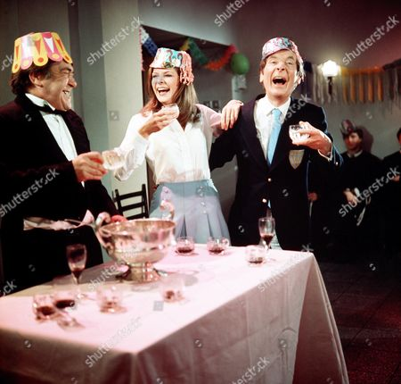'Carry on Abroad'   Films Peter Butterworth and Kenneth Williams with Gail Grainger