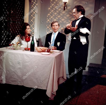 'Carry on Abroad'   Films Gail Grainger, Kenneth Williams and Peter Butterworth
