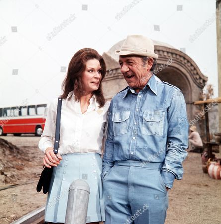 'Carry on Abroad'   Films Gail Grainger and Sid James
