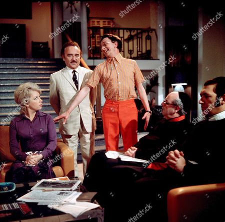 'Carry on Abroad'   Films June Whitfield, Kenneth Connor and Charles Hawtrey