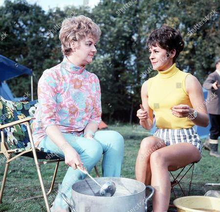 ' Carry on Camping'   Film Joan Sims and Dilys Laye
