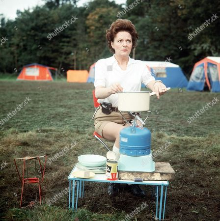 ' Carry on Camping'   Film Betty Marsden