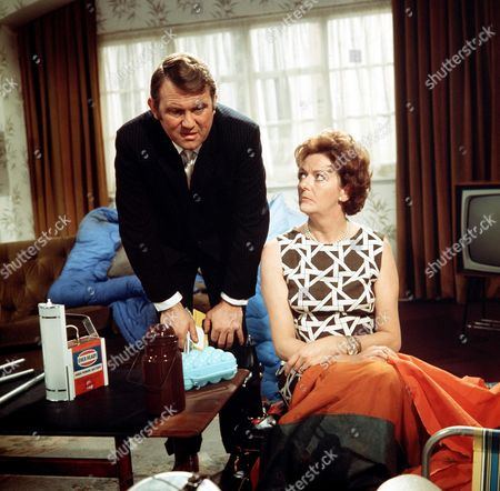 ' Carry on Camping'   Film Terry Scott and  Betty Marsden