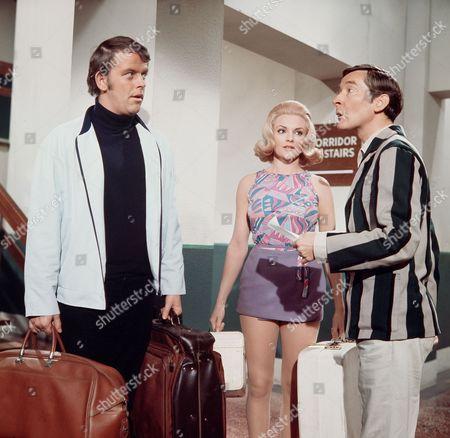 ' Carry on Camping'   Film Julian Holloway, Trisha Noble and Kenneth Williams
