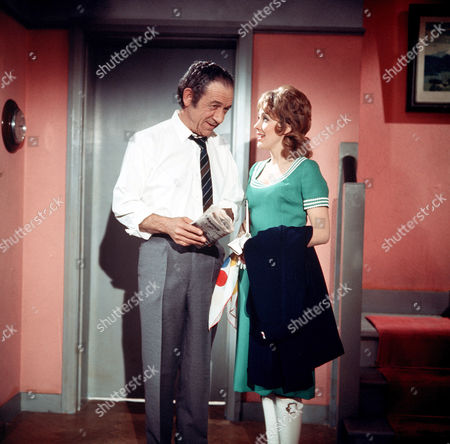 'Carry On at Your Convenience'   -  Sid James and Jacki Piper