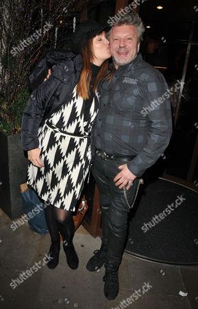 Catalina Guirado and Mark Fuller
