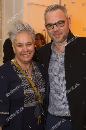 Emma Rice and Simon Baker