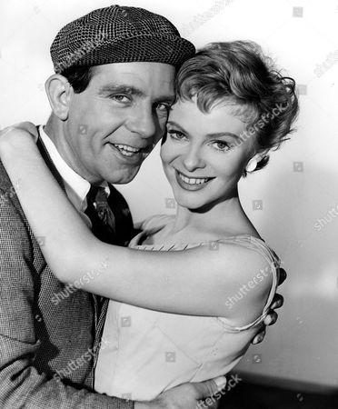 'Just My Luck'  Film - 1957 - Norman Wisdom and Jill Dixon
