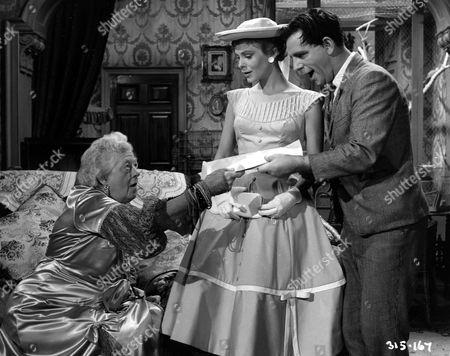 'Just My Luck'  Film - 1957 - Margaret Rutherford, Jill Dixon, Norman Wisdom