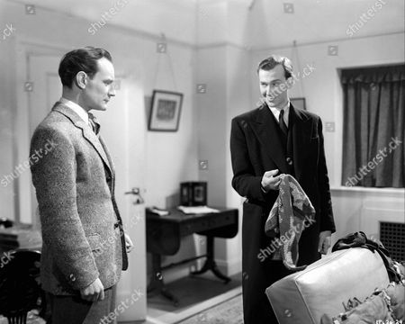 'Brief Encounter'  Film - 1945 - Trevor Howard, Valentine Dyall