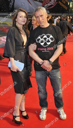 Editorial photo of 'Speed Racer' film premiere at the Potsdamer Platz in Berlin, Germany - 28 Apr 2008