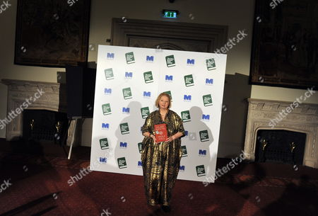 Winner of the 2009 Man Booker Prize British Novelist Hilary Mantel Poses For Photographers with Her Book 'Wolf Hall' After the Winner Announcement Held at London's Guildhall Britain 06 October 2009 This Year's Shortlist Included As Byatt (the Children's Book) Jm Coetzee (summertime) Adam Foulds (the Quickening Maze) Simon Mawer (the Glass Room) and Sarah Waters (the Little Stranger) the Man Booker Prize is Britain's Most Coveted Literary Recognition and is Awarded Each Year For the Best Original Full-length Novel Written in the English Language by a Citizen of the Commonwealth of Nations Or Ireland United Kingdom London