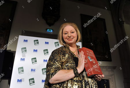 Editorial image of Britain Literature Man Booker - Oct 2009