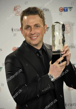 Editorial photo of Canada Juno Music Awards 2011 - Mar 2011