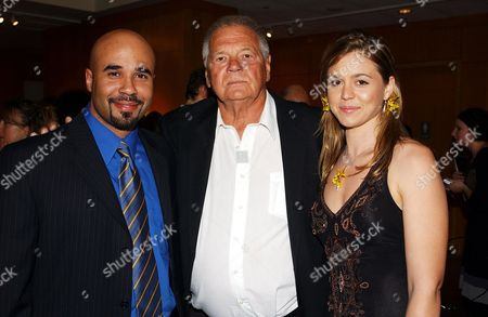 Chris Roe, Gary Lockwood and daughter