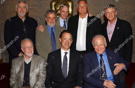 Editorial photo of 40th Anniversary screening of '2001: A Space Odyssey' at the Academy of Motion Picture Arts and Sciences' Samuel Goldwyn Theater, Beverly Hills, Los Angeles, America - 25 Apr 2008