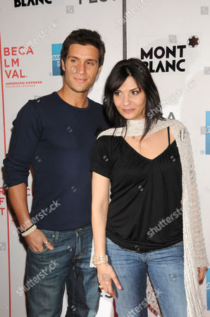 Mike Lombardi and Callie Thorne