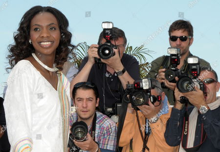 Actress and Cast Member Diaryatou Daff Poses During the Photocall of the Movie 'Biutiful' During the 63rd Cannes Film Festival in Cannes France 17 May 2010 the Movie by Alejandro Gonzalez Inarritu is Presented in Competition at the Cannes Film Festival 2010 Running From 12 to 23 May France Cannes
