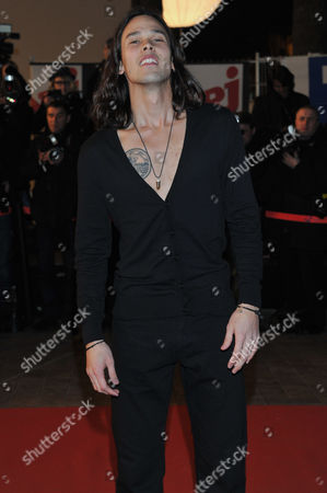 U S Singer Justin Nozuka Arrives For the 12th Nrj Music Awards at Palais Des Festivals in Cannes France 22 January 2011 France Cannes