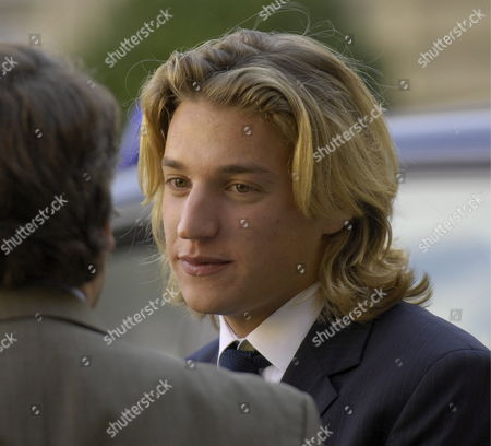 Jean Sarkozy Eldest Son of French President Nicolas Sarkozy Arrives at Elysee Palace in Paris France 22 October 2007 Jean is One of Two Sons From Sarkozy's First Marriage France Paris