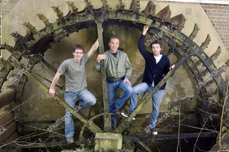 Editorial photo of Film maker Nick Broomfield at Lafayette Film HQ in Deans Watermill, West Sussex, Britain - 22 Feb 2008