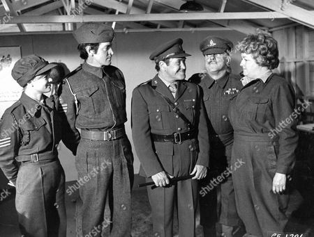 'Carry on England'   Films Judy Geeson, Patrick Mower, Peter Butterworth, Windsor Davies and Joan Sims.