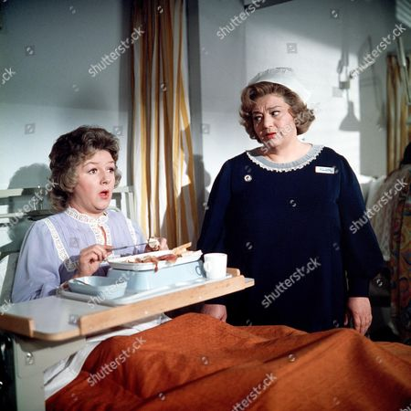 'Carry On Matron'   Film Joan Sims and Hattie Jacques