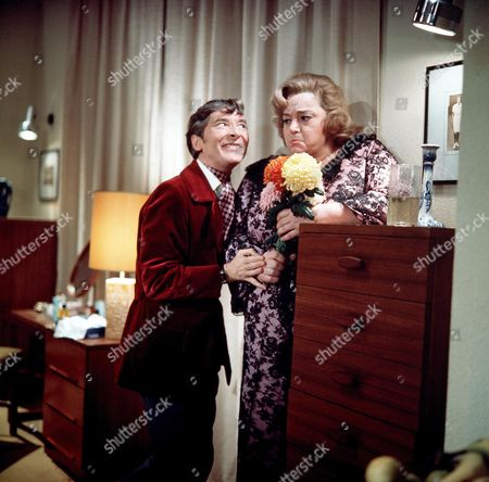 'Carry On Matron'   Film Kenneth Williams and Hattie Jacques