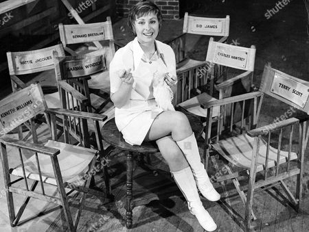Stock Picture of 'Carry on Matron'   Film - Jacki Piper