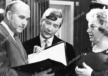 'Carry on Matron'   Film Gerald Thomas, Director, Kenneth Williams and Hattie Jacques