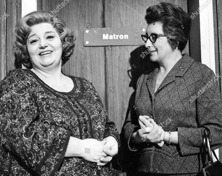 'Carry on Matron'   Film Hattie Jacques [L]