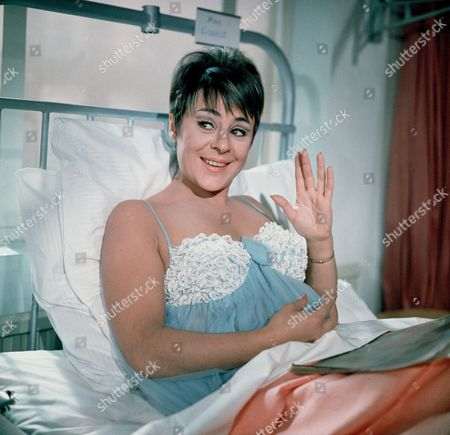'Carry On Doctor'   Film Dilys Laye